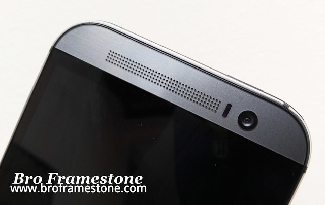 Review HTC One M8