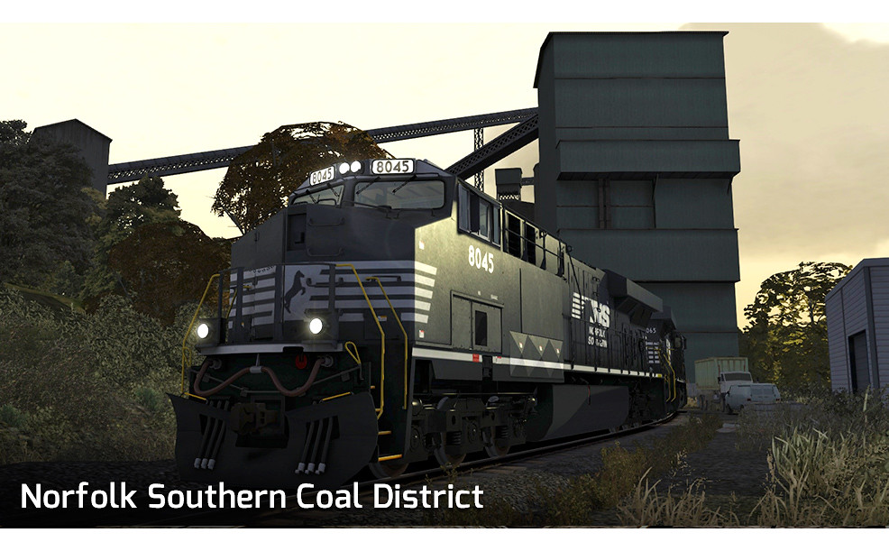 Norfolk Southern Coal District