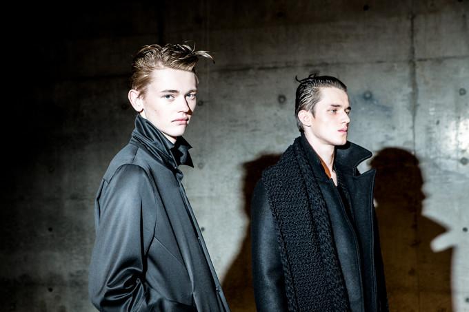 Yulian Antukh(Antuh)3058_FW14 Tokyo Sise(Fashion Press)Robbie McKinnon