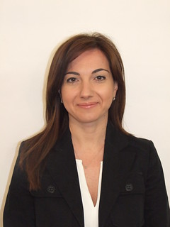 La neoassessora Anna Ancona