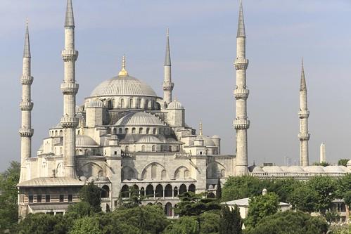 Blue Mosque of Istanbul - Sultanahmet Camii