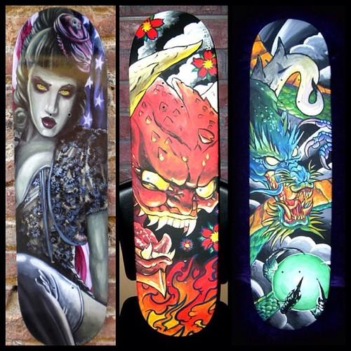 Cartoon Tattoos