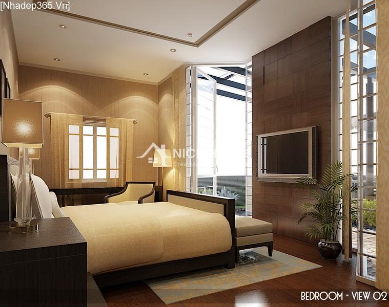 Thiết kế nội thất căn hộ Hàng Trống - Hà Nội_08