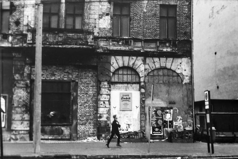 Berlin. Rosenthaler Straße?, 1993