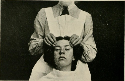 "Image from page 307 of ""Text-book of massage and remedial gymnastics"" (1916)"