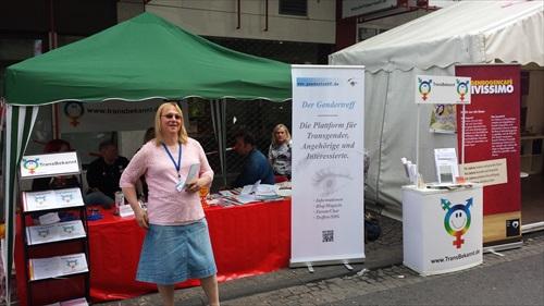 Gendertreff CSD Köln 2014 Transgender 001