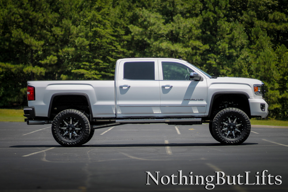 2015 with 7 5 quot lift and 37s chevy and gmc duramax diesel forum