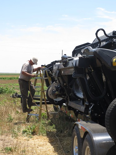 Z Crew: Blowing off the header