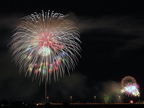 Okazaki Fireworks 2014 #06