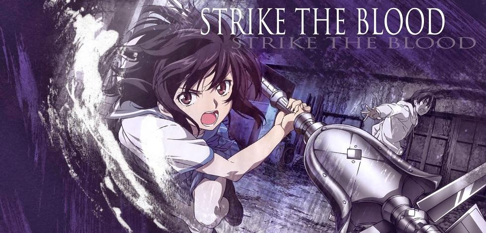 Xem phim Strike The Blood - Strike The Blood [BD] Vietsub