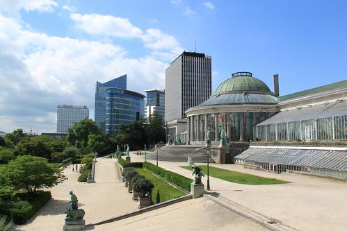 Botanique Bruxelles