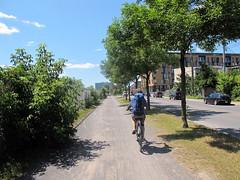 Route Vert Bike Trail