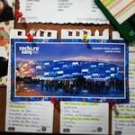 Postal da Rússia. =) #postcrossing #101coisas