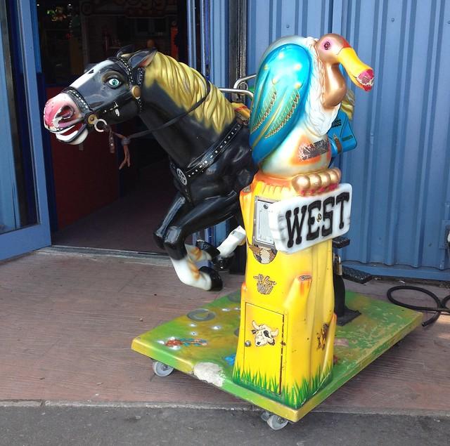 Arcade Horse Ride