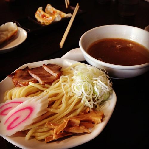 三ツ矢堂製麺_子ども用つけ麺