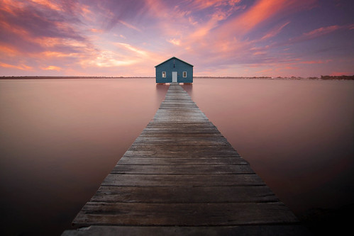 sunset summer sunrise boat jetty shed perth marc wa westernaustralia swanriver russo boatshed crawley mountsbay