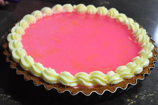 Pomelo Lemon Pie