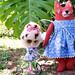 In the Garden by Kewty-pie