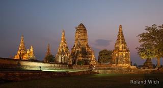 Ayutthaya - Wat Chai Watthanaram