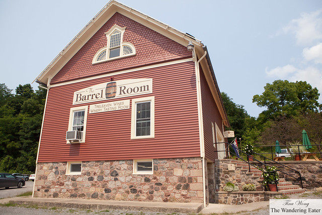 The Barrel Room exterior