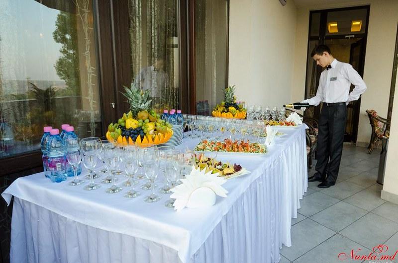 Ресторан Vila Nouă > Фото из галереи `Sala Mica`