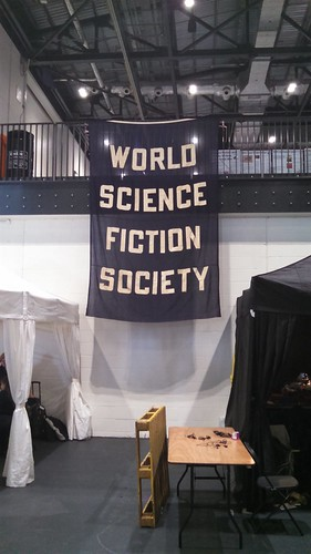 WSFS Banner at Loncon