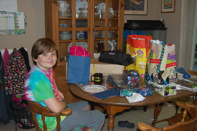 Jake's 12th birthday