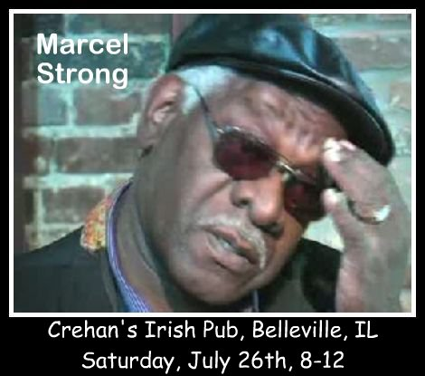 Marcel Strong 7-26-14