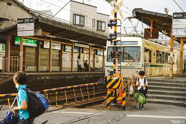 叡山本線 一乘寺站