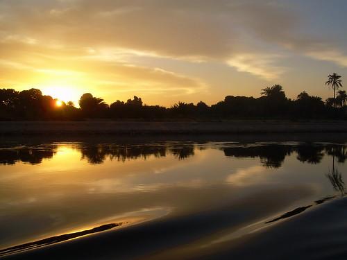 sunset nature water river landscape cloudy egypt nile egipto ägypten egitto egipte egypte egito egypten مصر egiptus egipt العربية egypti نهر egyiptom النيل potd:country=menaar