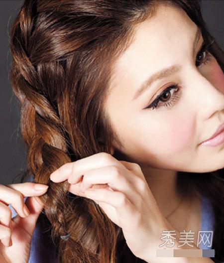Hướng dẫn các cách tết tóc ĐẸP mà đơn giản 4