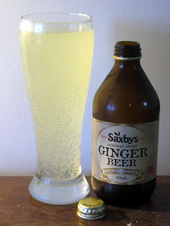 Saxby's Ginger Beer
