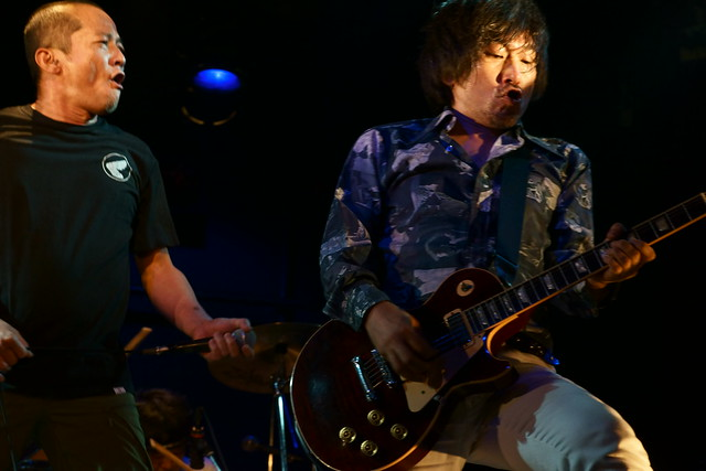 The Wells live at Rock Joint GB, Tokyo, 17 Aug 2014. 068