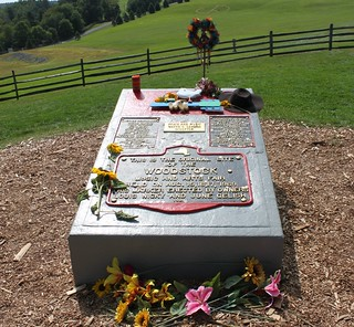 Woodstock Festival Monument - 45 years on