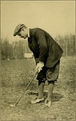 """Image from page 224 of """"Travers' golf book"""" (1913)"""