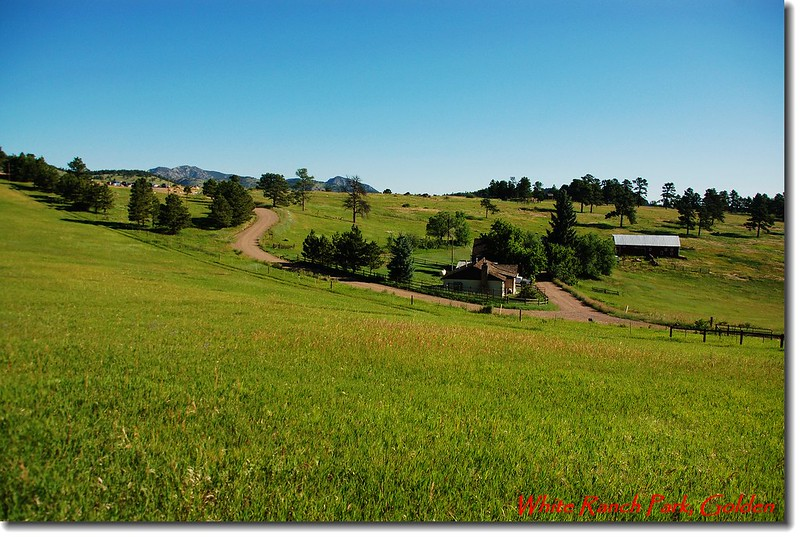 草原、農莊