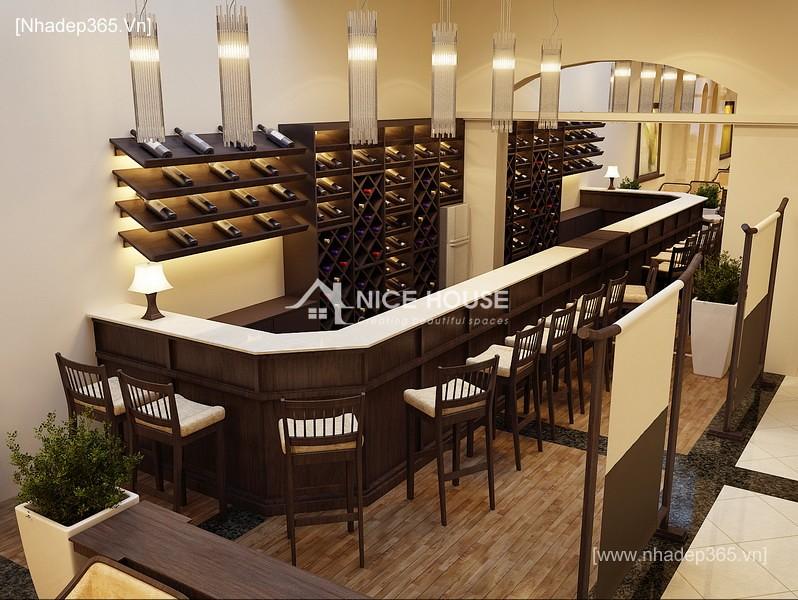 Thiết kế nội thất khách sạn Ladolce Vita_3