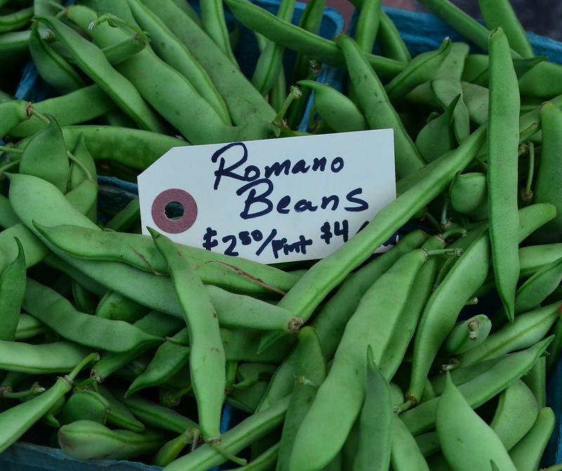 Romano Beans