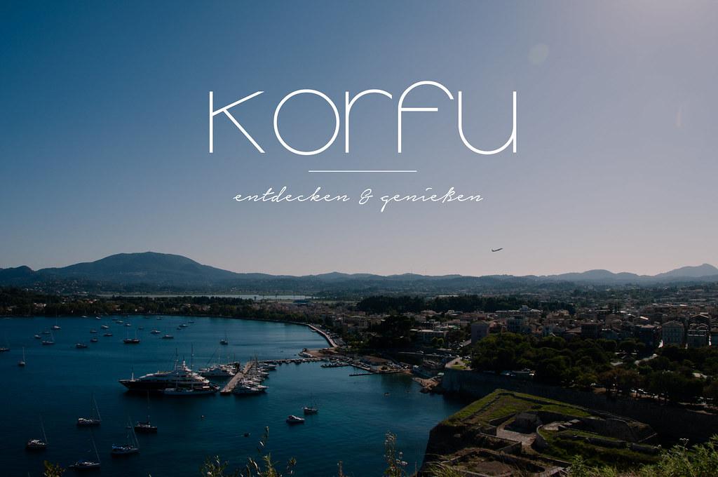 korfu - entdecken & genießen