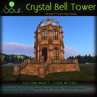 2014 Crystal BellTower