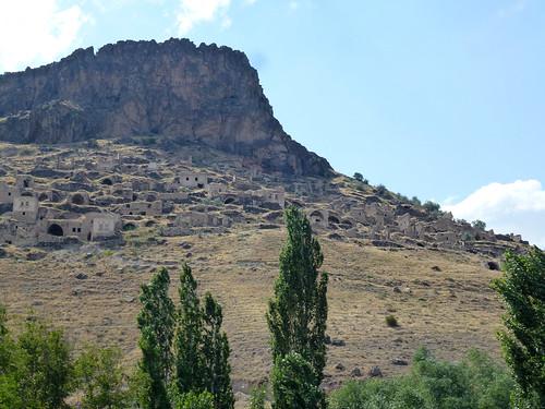 Turquie - jour 20 - Cappadoce, dans les airs et sous terre - 213 - Route de Derinkuyu