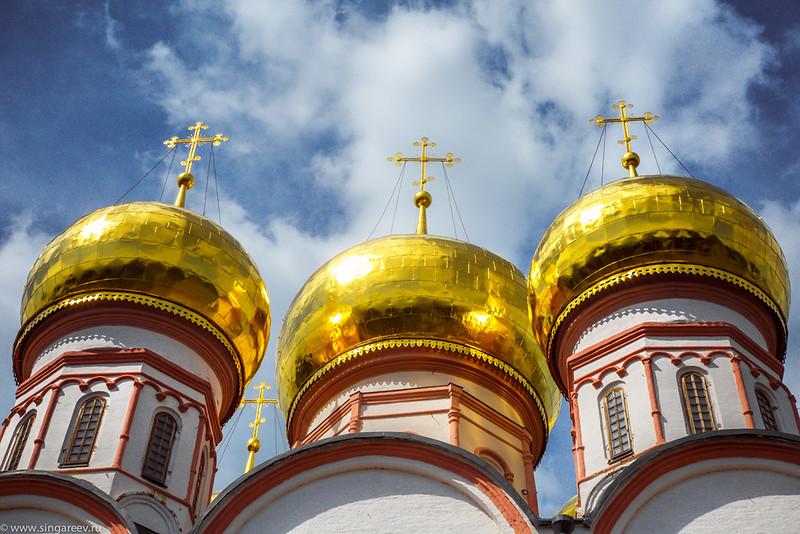 Valdai, Iversky monastery.