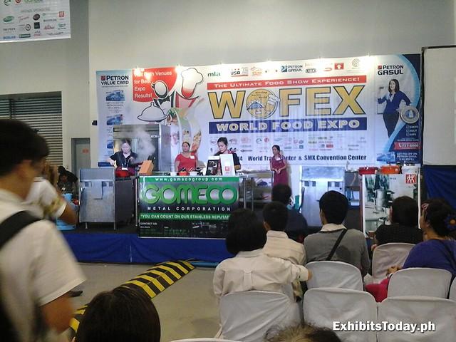 WOFEX 2014 Free Seminar