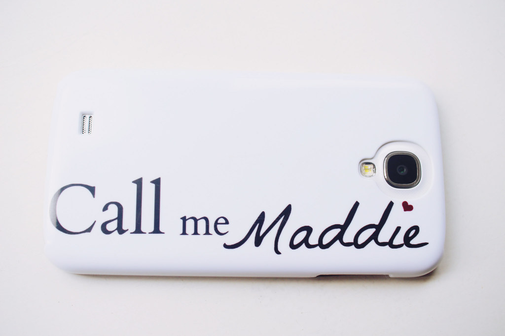call-me-maddie-phone-case