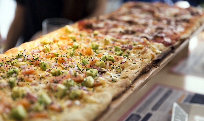 #Bdeli barbara crespo restaurants cool fashion blogger blog de moda kilo metros de pizza zona orense azca food madrid