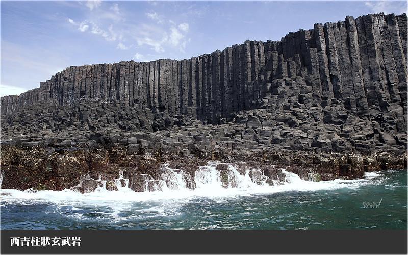 西吉柱狀玄武岩
