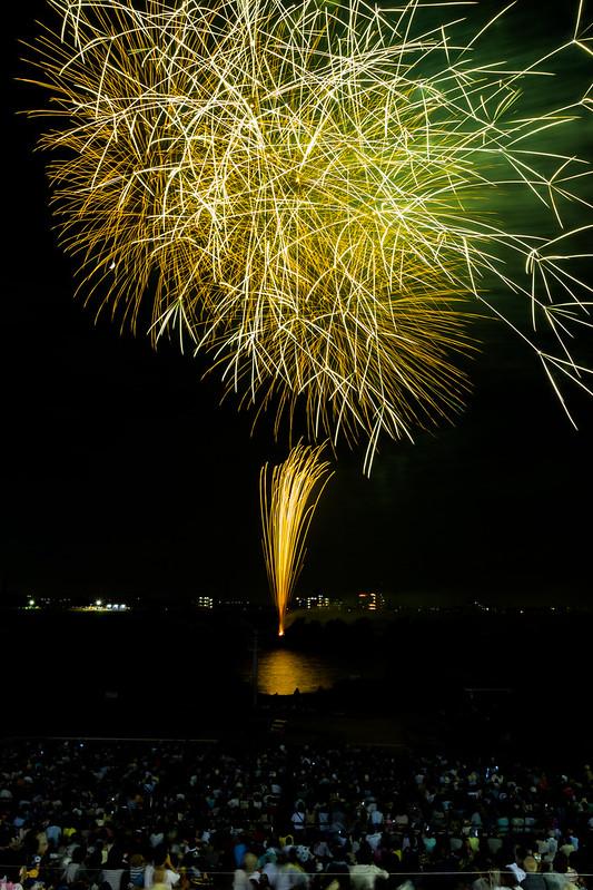 20140811_05_Firework 2014 Matsudo Chiba Japan