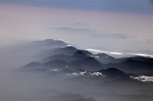 landscape costarica fromtheplane