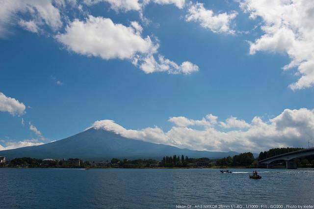 【下見合宿番外編】富士五湖周遊