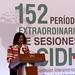 Inauguración 152 Período Extraordinario de Sesiones
